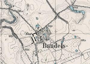 Bandels_Karte