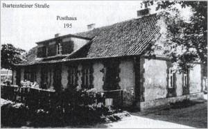 Bartensteinerstraße