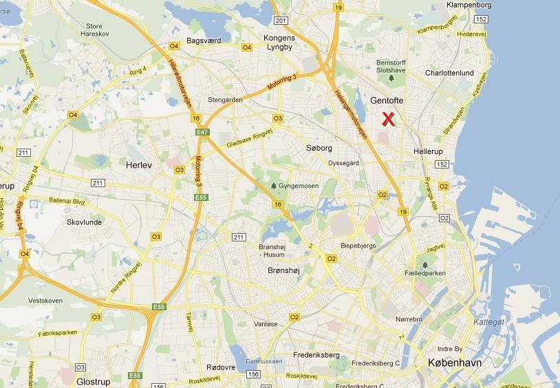 Ellen Erland aus Gentofte in Dänemark | Genealogie-Tagebuch