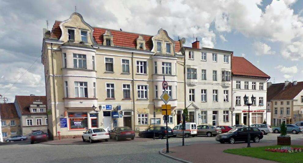 Landsberg_Häuserzeile