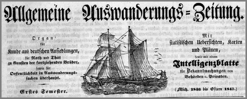Auswanderungszeitung_1846