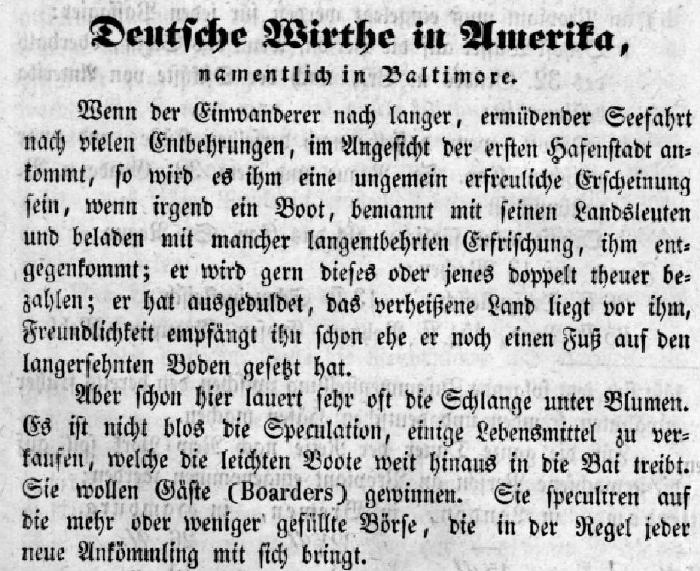 DeutscheWirthe_Auswandererzeitung_1846
