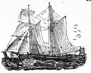 Auswandererschiff